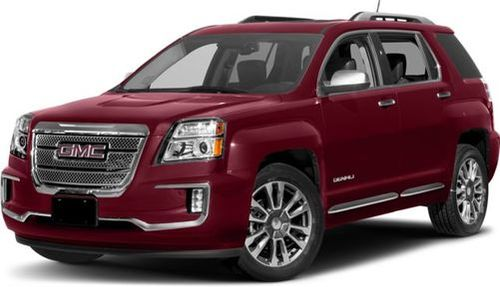 Car Rim Repair >> 2016 GMC Terrain Recalls | Cars.com