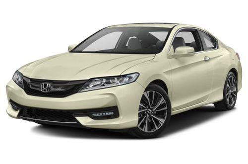 2016 Honda Accord 2dr Coupe