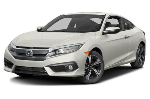 2016 Honda Civic 2dr Coupe