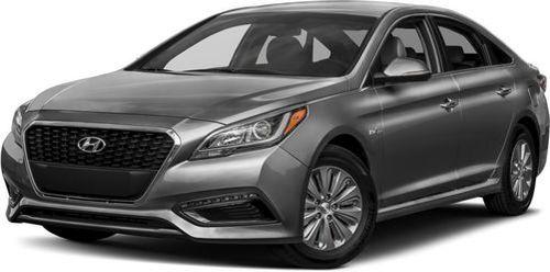 2017 Hyundai Sonata Hybrid Recalls