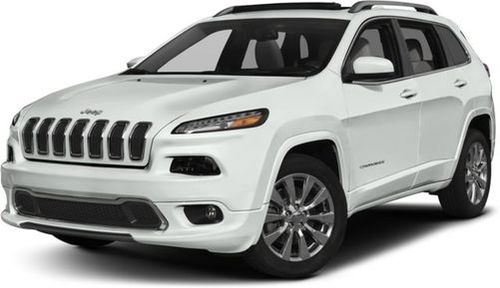 2017 Jeep Cherokee Recalls