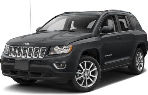 2017 Jeep Compass Recalls | Cars.com