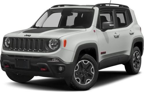 2017 Jeep Renegade Recalls