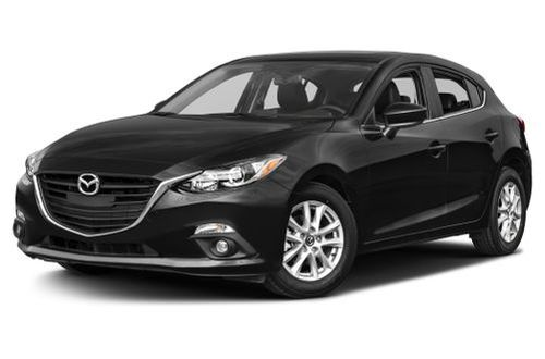2016 Mazda Mazda3 4dr Hatchback