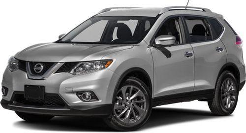 2016 Nissan Rogue Recalls