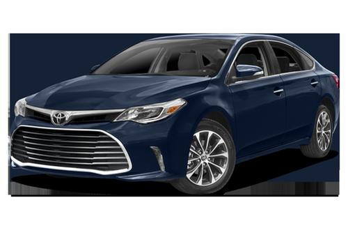 Toyota Avalon 2017 Xle Plus Specs Trims Colors