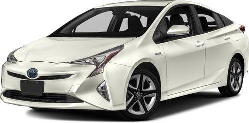 2017 Toyota Prius Recalls