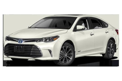 Toyota Avalon Hybrid 2017 Xle Plus Specs Trims Colors