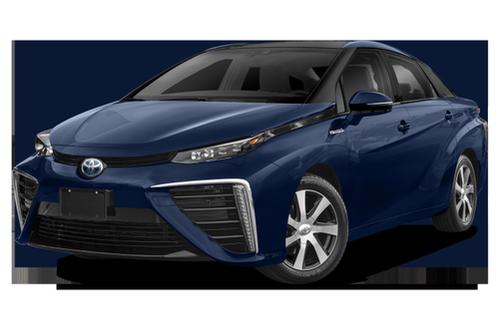 2018 Toyota Mirai Specs Trims Colors Cars Com