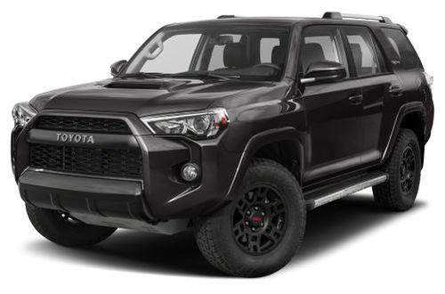 2016 Toyota 4Runner 4dr 4x4