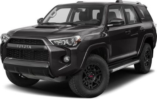2016 Toyota 4runner Recalls