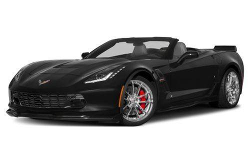 2017 Chevrolet Corvette Trim Levels Configurations Cars