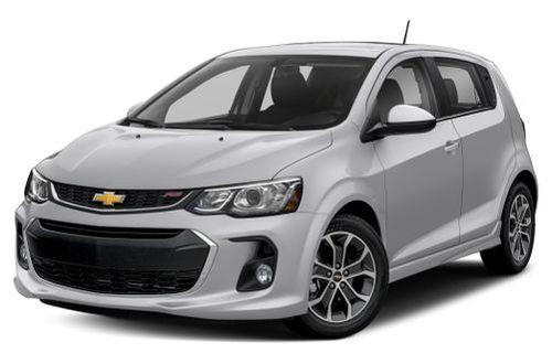 2017 Chevrolet Sonic 4dr Hatchback