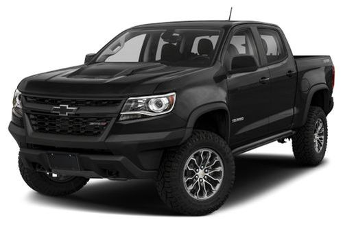2018 chevrolet colorado specs pictures trims colors. Black Bedroom Furniture Sets. Home Design Ideas