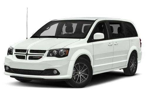 2017 Dodge Grand Caravan Trim Levels  Configurations At A Glance