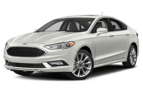 2017 Ford Fusion  sc 1 st  Cars.com & Ford Fusion Sedan Models Price Specs Reviews | Cars.com markmcfarlin.com
