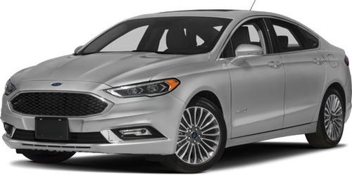 2017 Ford Fusion Hybrid Recalls