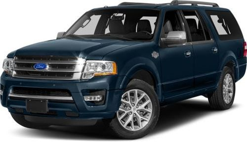 2017 Ford Expedition El Recalls