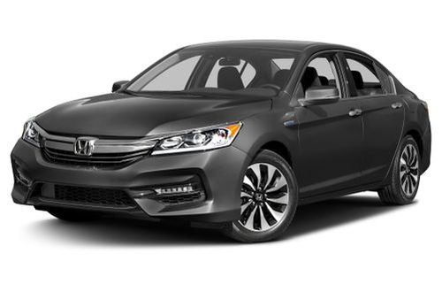 Comparing The 2017 Honda Accord Hybrid