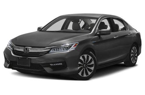 2017 Honda Accord Hybrid 4dr Sedan