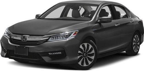 2017 Honda Accord Hybrid Recalls