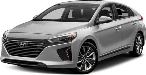2017 Hyundai Ioniq Hybrid Recalls
