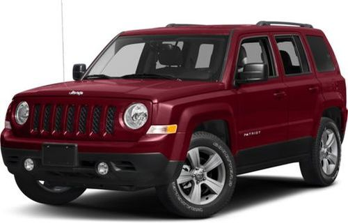 2017 Jeep Patriot Recalls