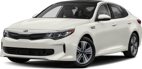 2017 Kia Optima Hybrid Recalls