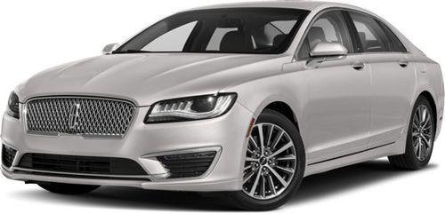 2017 Lincoln Mkz Hybrid Recalls