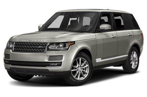 2017 Range Rover Configurations >> 2017 Land Rover Range Rover Trim Levels Configurations