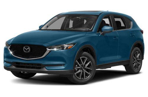 2017 Mazda CX-5 4dr AWD Sport Utility