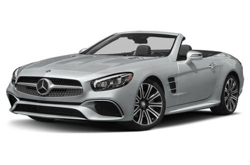 2017 Mercedes-Benz SL 450 2dr Roadster