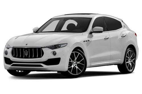 2017 Maserati Levante AWD Sport Utility
