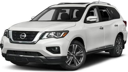 2017 Nissan Pathfinder Recalls