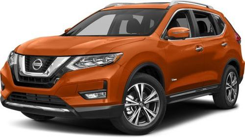 2017 Nissan Rogue Hybrid Recalls