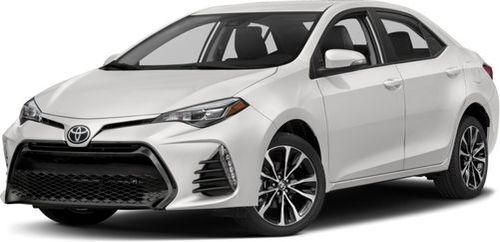2017 Toyota Corolla Recalls