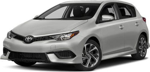 2017 Toyota Corolla Im Recalls
