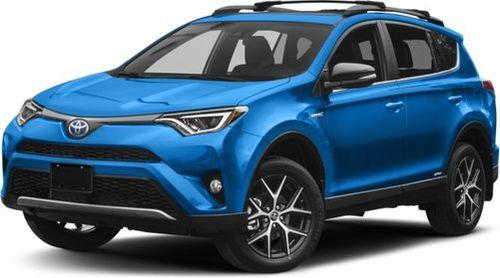 2017 Toyota Rav4 Hybrid Recalls