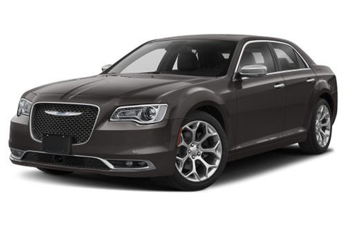 White Chrysler 300 >> 2019 Chrysler 300