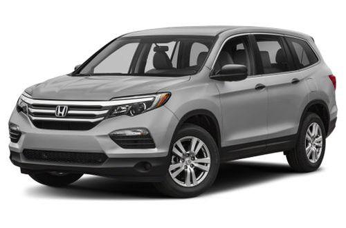 Honda Pilot Vs Hyundai Santa Fe >> 2018 Honda Pilot Vs 2018 Hyundai Santa Fe Vs 2018 Jeep Grand Cherokee Vs 2018 Nissan Murano Cars Com