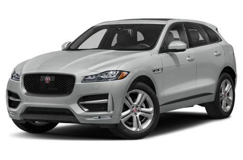 2018 Jaguar F Pace Awd