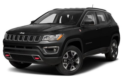 2018 Jeep Compass 4dr 4x4