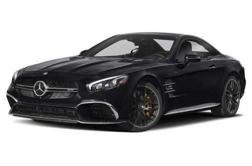 2018 Mercedes-Benz AMG SL 65