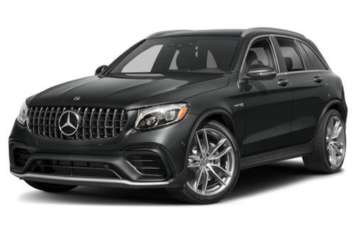 2019 Mercedes-Benz AMG GLC 63