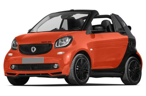 2018 smart fortwo electric drive 2dr Cabriolet
