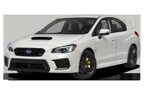 2018 Subaru WRX STI Base 4dr All-wheel Drive Sedan | Cars.com