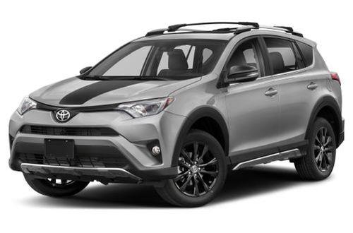 2018 Toyota Rav4 4dr Awd