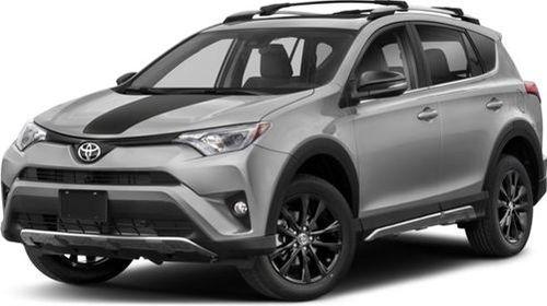 2018 Toyota Rav4 Recalls