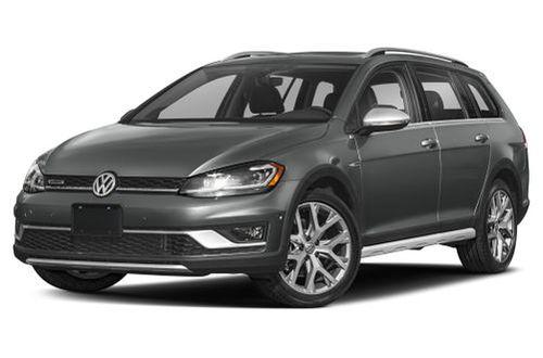 2018 Volkswagen Golf Alltrack 4dr AWD 4MOTION