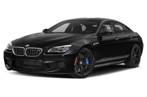 2019 BMW M6 Gran Coupe 4dr Sedan